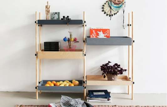 Shallow Box Bookshelves - Diy bookshelves