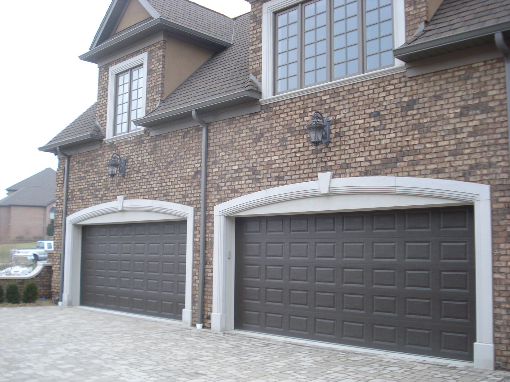 the in trim rome makes ideas of garage clopay door and a radkes rosemont marvelous