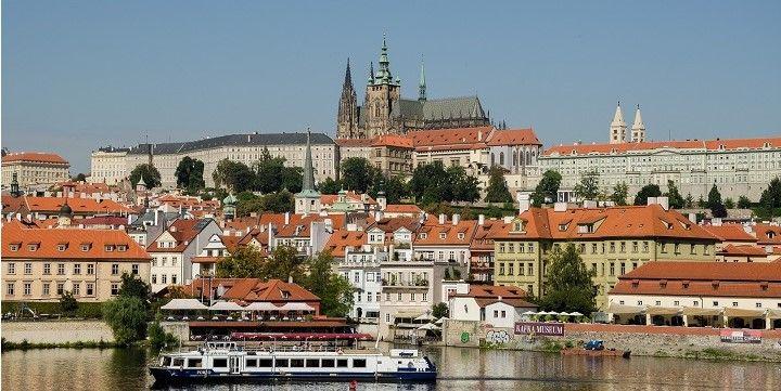 Prague Castle, Prague, Bohemia, Czechia, Europe
