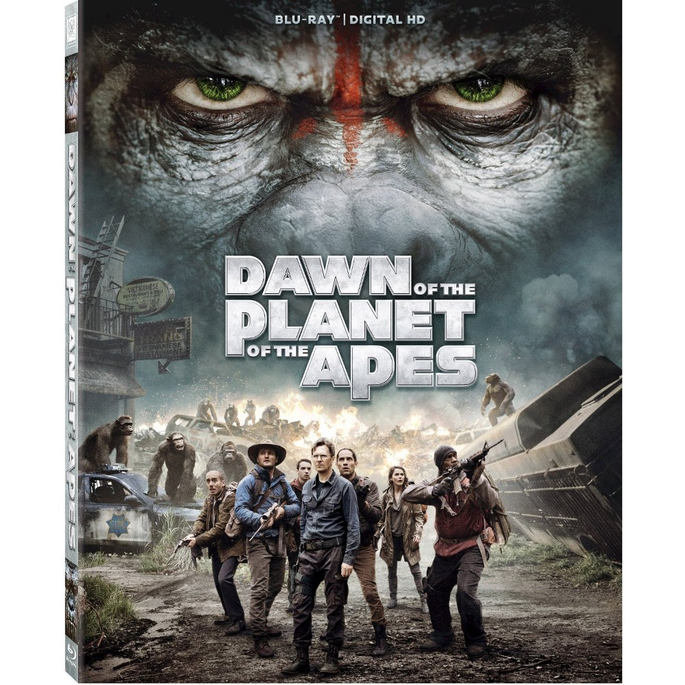 Warrior Of The Dawn Srt Indo: Dawn Of The Planet Of The Apes (Includes Digital Copy