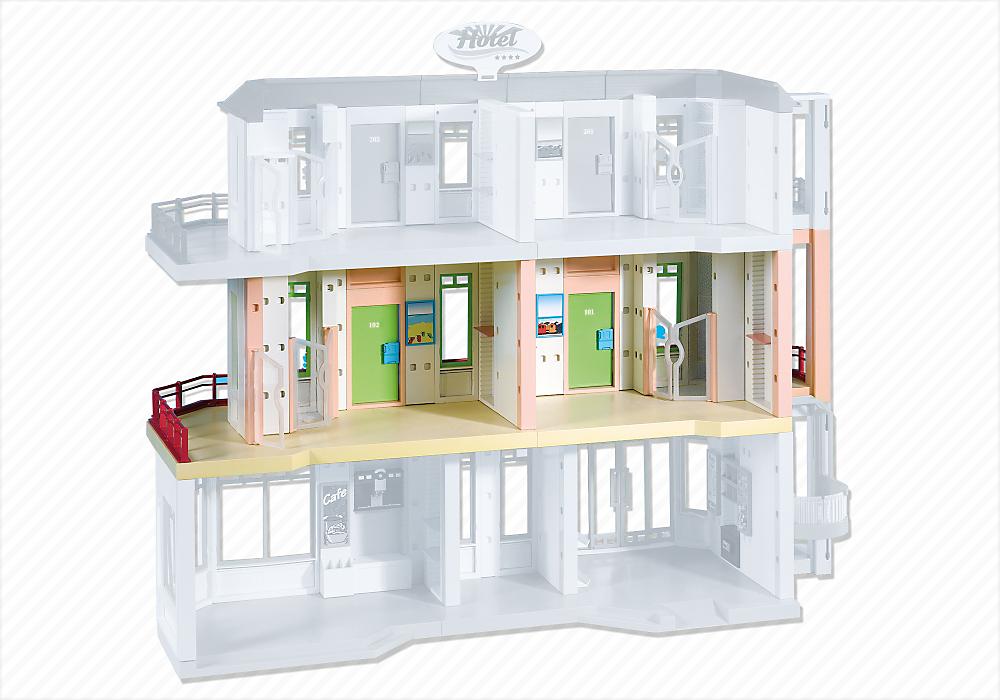 Floor Extension for Large Furnished Hotel (5265) - 6296 ...