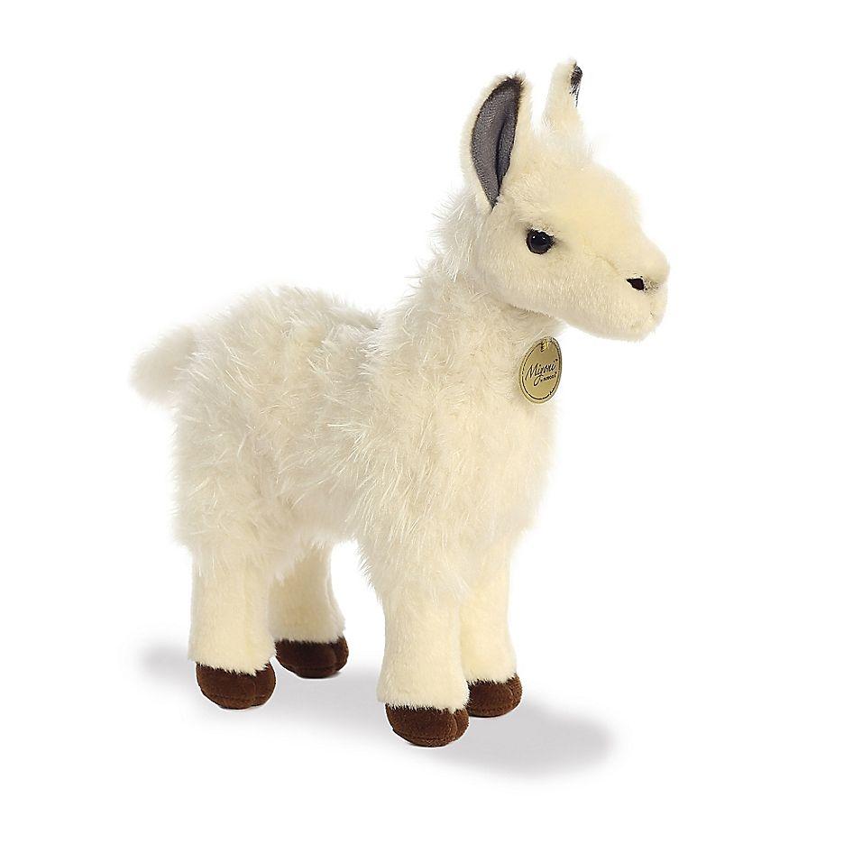 Aurora World Inc. Llama Miyoni Plush Toy Llama plush