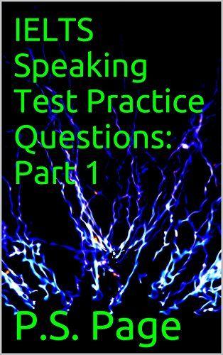 download free ielts speaking test practice questions part 1 pdf