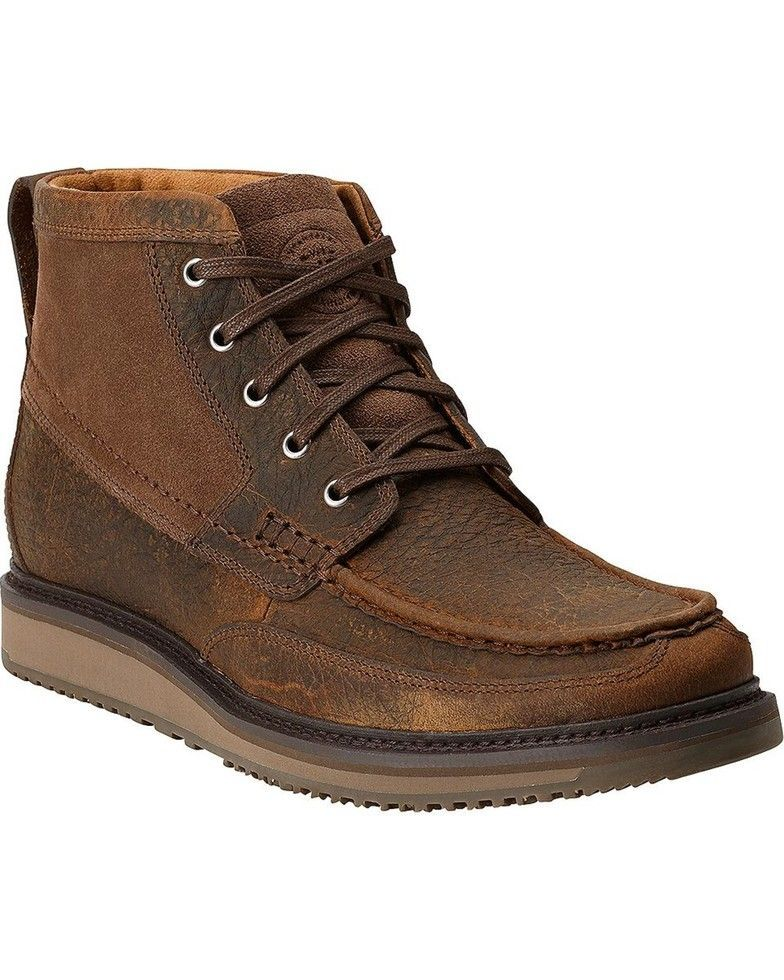 e8591d993bc Ariat Men's Lookout Chukka Boots in 2019   boots   Mens boots ...