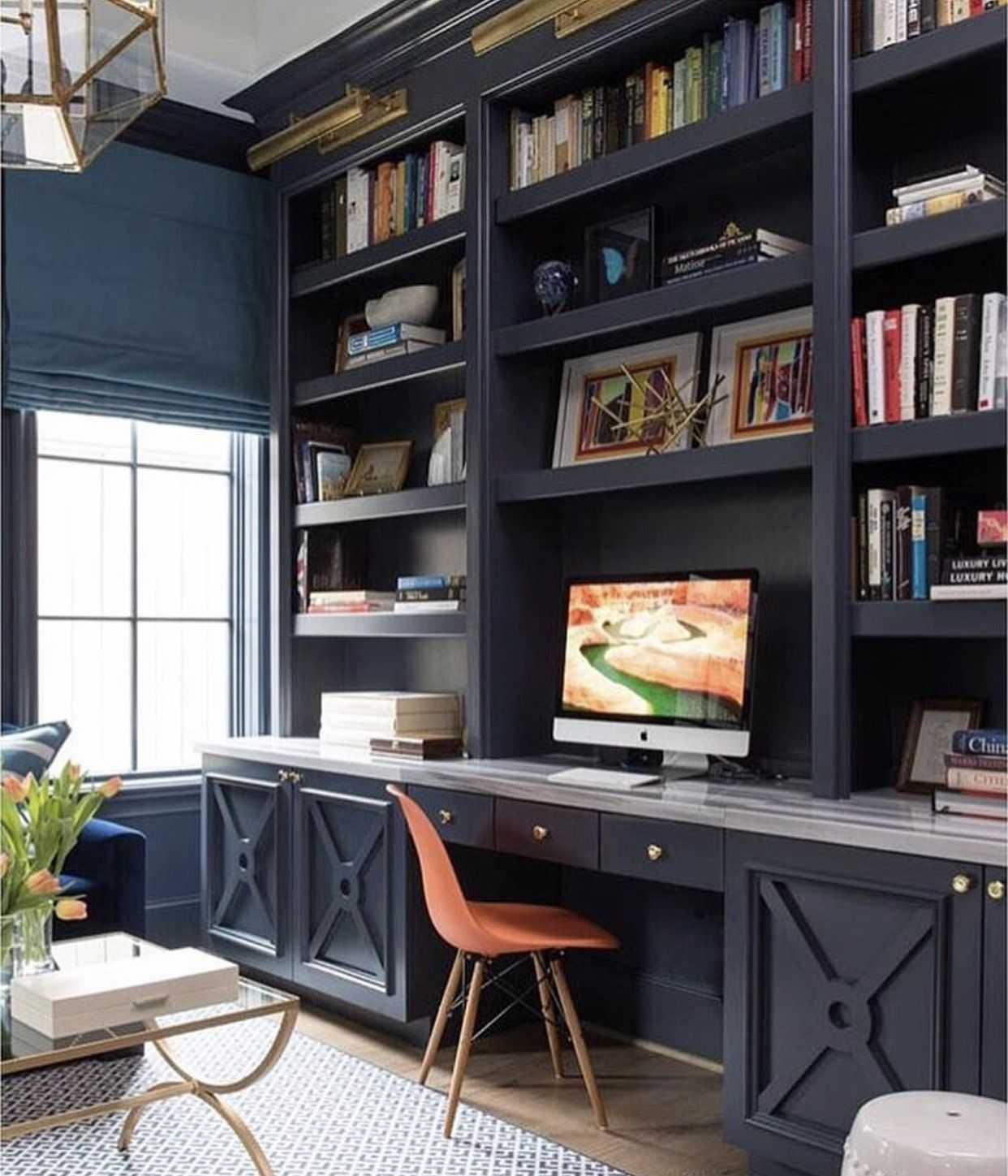 25 Small Home Office Ideas For Men Women Space Saving