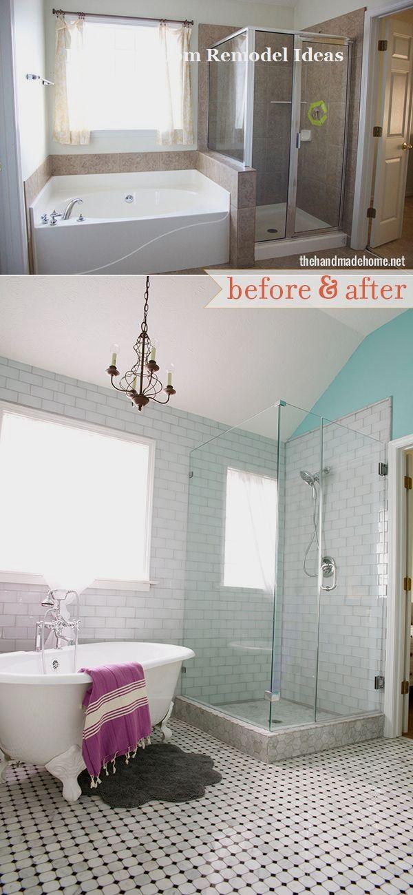 48 Very Creative DIY Ideas For The Bathroom 48 Bathroom Remodeling Mesmerizing Master Bath Remodeling Ideas Creative Remodelling