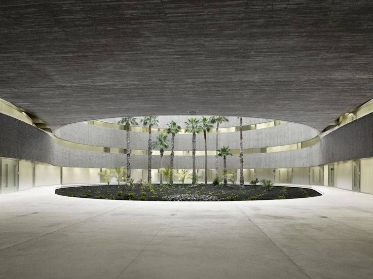 Faculty of fine arts santa cruz tenerife spain gpy arquitectos arquitectura pinterest - Arquitectos tenerife ...