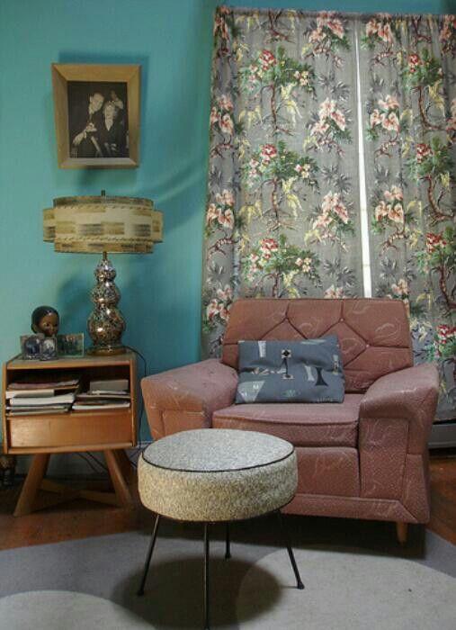 Lovely colours Home sweet home Pinterest Mid-century modern