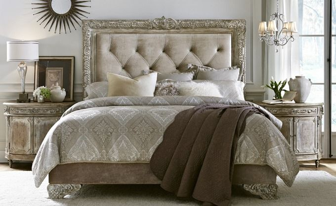 French #chateau #bedroom #furniture #bed #bedroomset ...