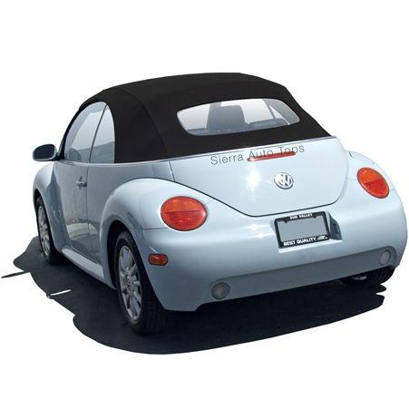Volkswagen Beetle 2003 2010 Convertible Top Heated Glass Window Volkswagen Beetle Convertible Beetle Convertible Vw Beetle Convertible