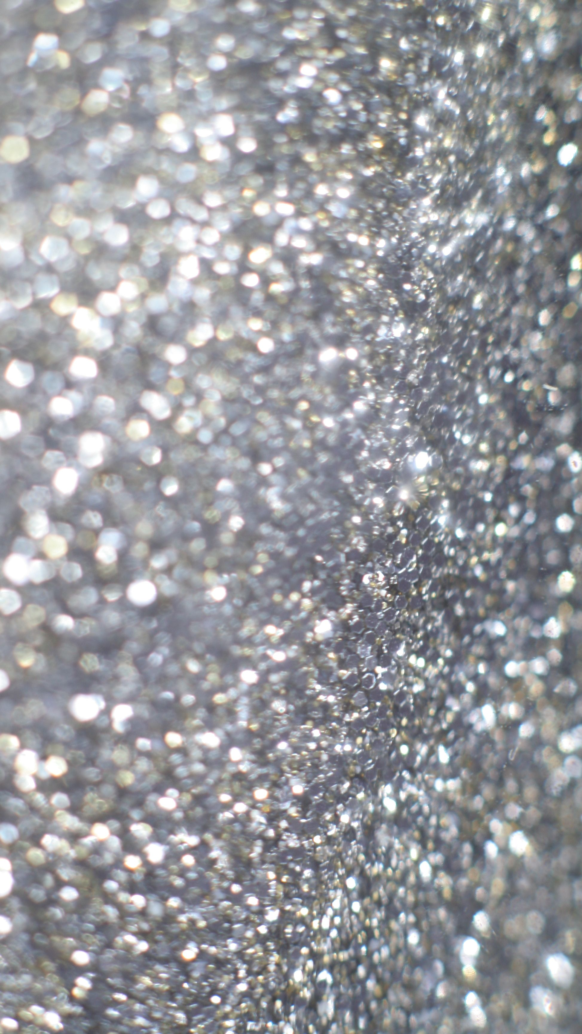Silver glitter iphone phone wallpaper background lock