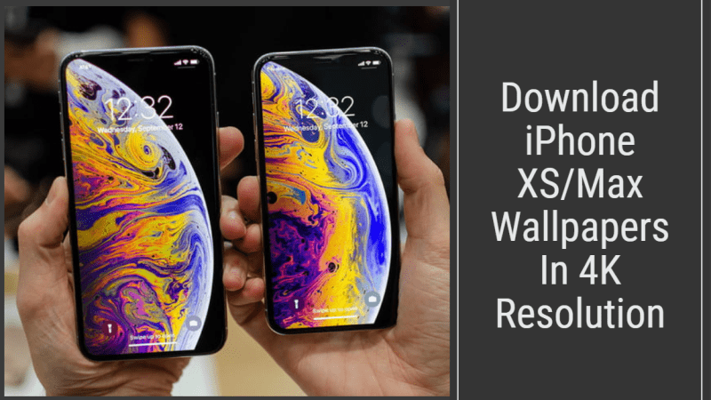 Pin Di Download Iphone Xs Wallpapers In 4k Resolution