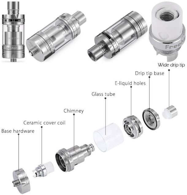 Atomiseur Freemax Starre Pure - 25,10€ fdp in -- http://www.vapoplans.com/2015/09/atomiseur-freemax-starre-pro-2070-fdp-in.html
