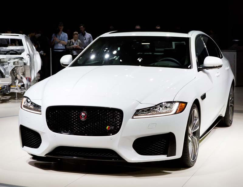Great Jaguar Reveals Its U0027quintessentially Britishu0027 New Model | Cars And Sports  Cars Amazing Pictures
