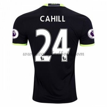 Fodboldtrøjer Premier League Chelsea 2016-17 Cahill 24 Udebanetrøje