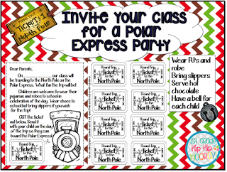 Hop on board...It's the Polar Express