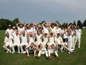 What could be more quintessentially English than cricket on the village green? Love this pic of Ashwell's team who will be playing from around 2pm on May 11th - tea and cakes will be on hand to complete the  joy!
