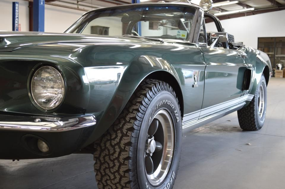 "Richard's 1968 Shelby from ""Fast N Loud"" 