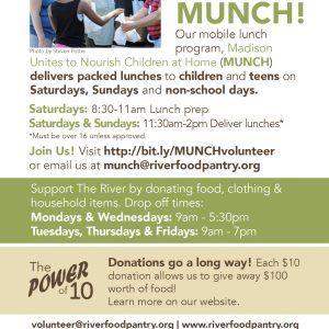 Food Pantry Madison Wi Volunteer Httponehundreddaysus