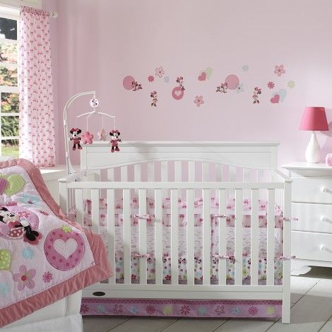 Minnie Mouse Room Decor For Babies  from i.pinimg.com