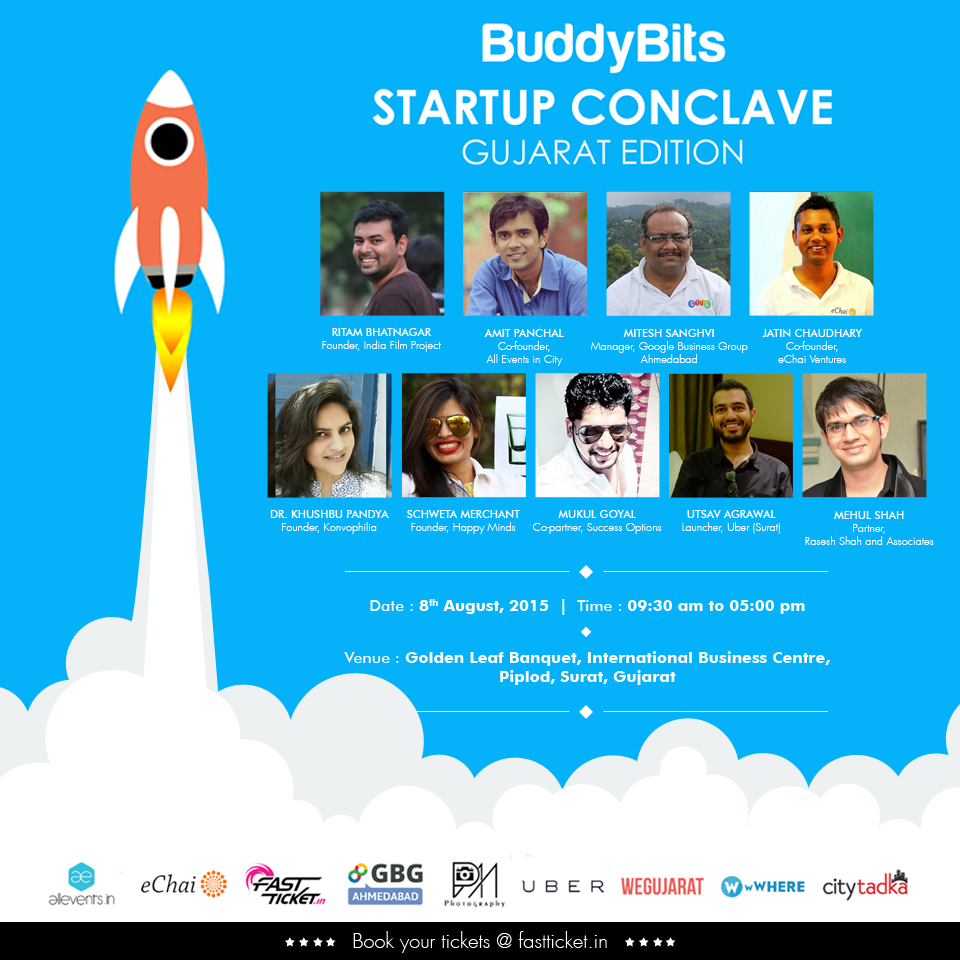 NationalStartupConclave 2015' BudyBits, taking place on