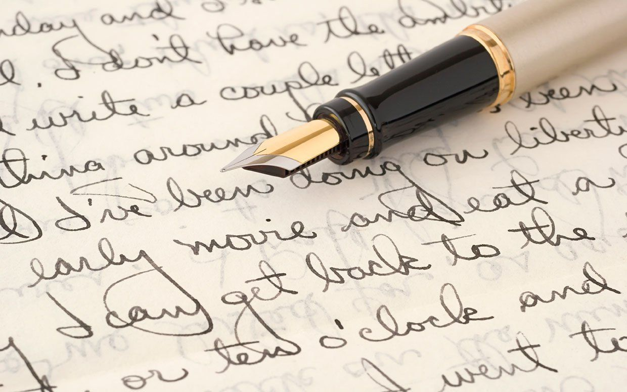 January 23rd National Handwriting Day S