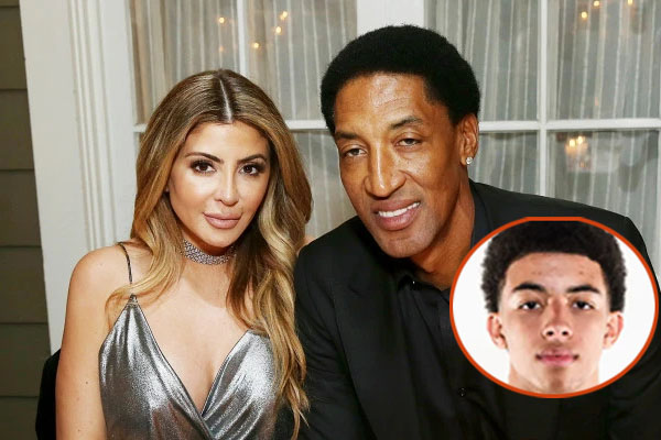 Scottie Pippen S Son Scotty Pippen Jr Was Born November 10 2000 To His Ex Wife Larsa Younan Scotty Jr Is The Onl Ex Wives Celebrity Babies Celebrity Couples