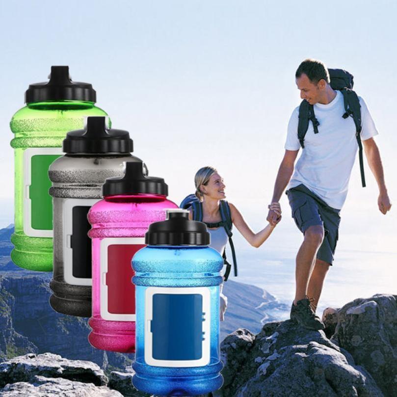 2.2L Big Large BPA Free Sport Gym water bottle with storage hole & 2.2L Big Large BPA Free Sport Gym water bottle with storage hole ...