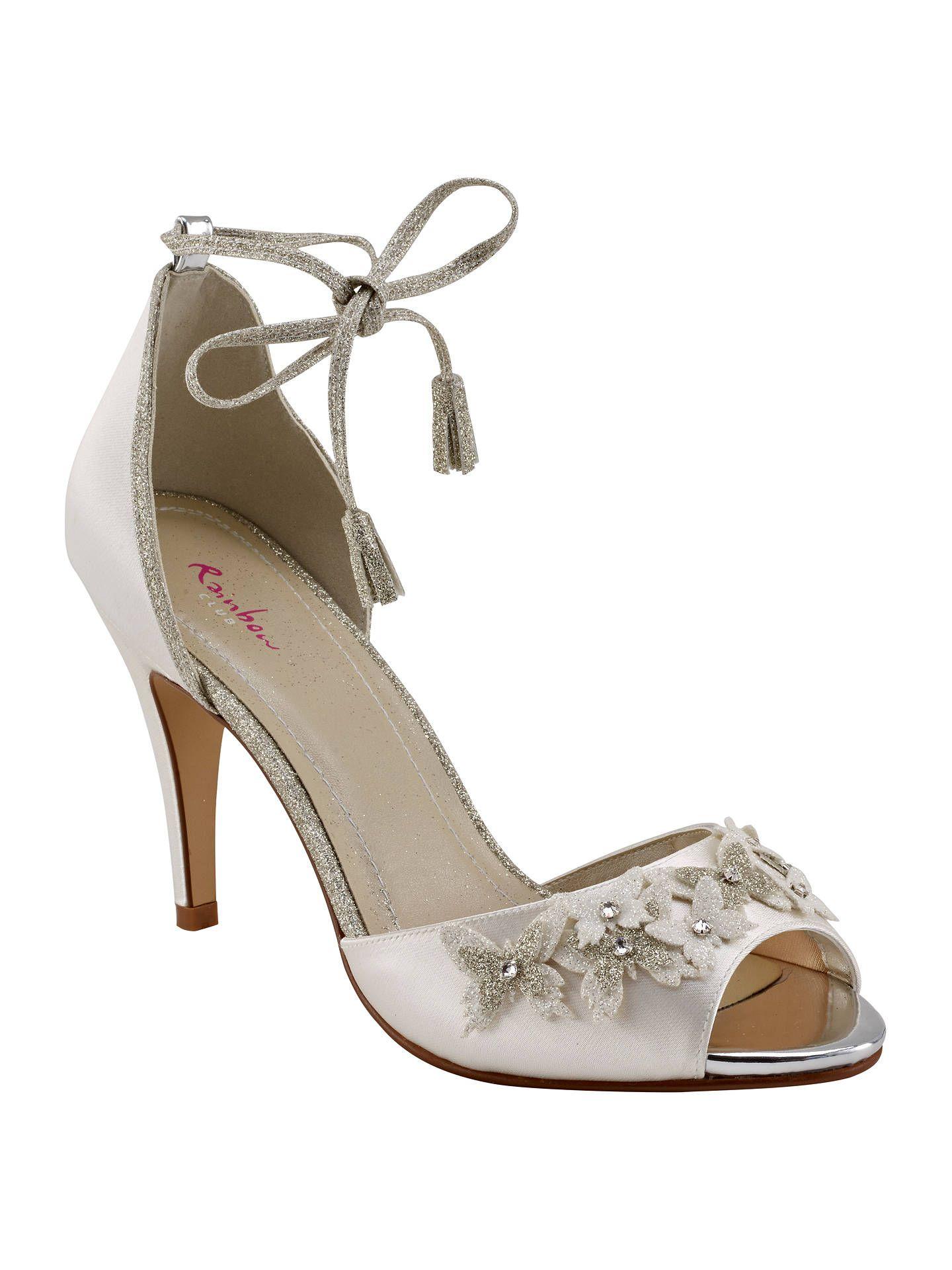 ac9c9064b4a6 Rainbow Club Zarah Peep Toe Sandals