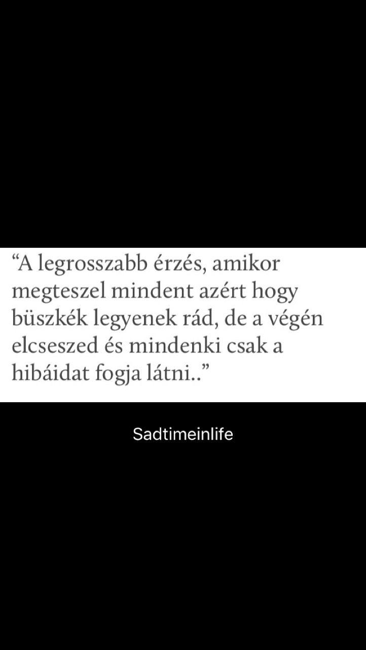 magyar idézetek versek Pin on Sadtimeinlife