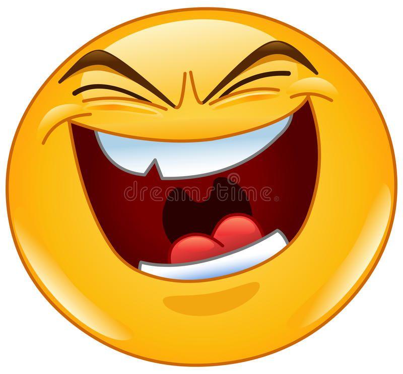 Evil Laugh Emoticon Vector Design Of An Emoticon With Evil Laugh Sponsored Emoticon Laugh Evil Evi Funny Emoticons Laughing Emoticon Laughing Emoji
