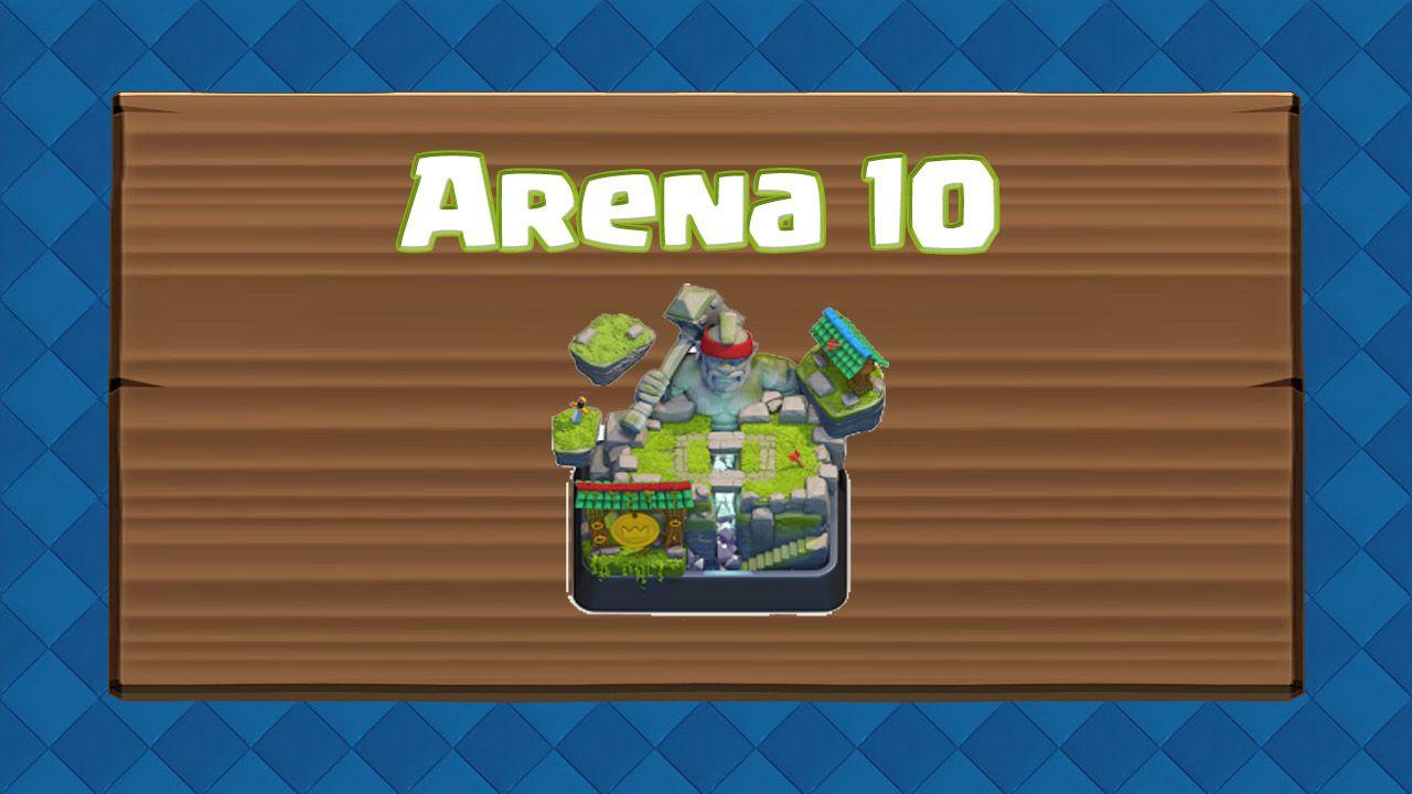 Clash Royale Arena 10 – Hog Mountain   Clash Royale Hack