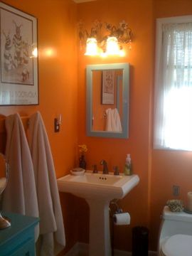 Bathroom Orange Blossom Benjamin