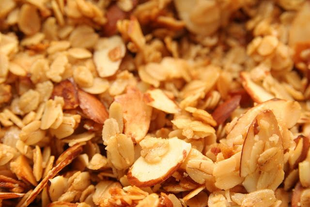 homemade ginger: Homemade Granola: Perfect for Summer!