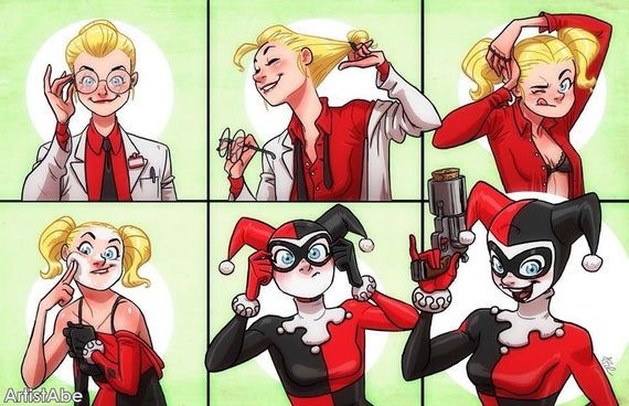 Harley Quinn: What Makes You Happy