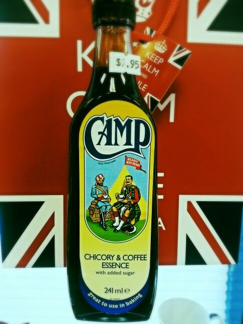9a7d79796cc Camp chicory and coffee essence - great for baking! #bitobritain ...
