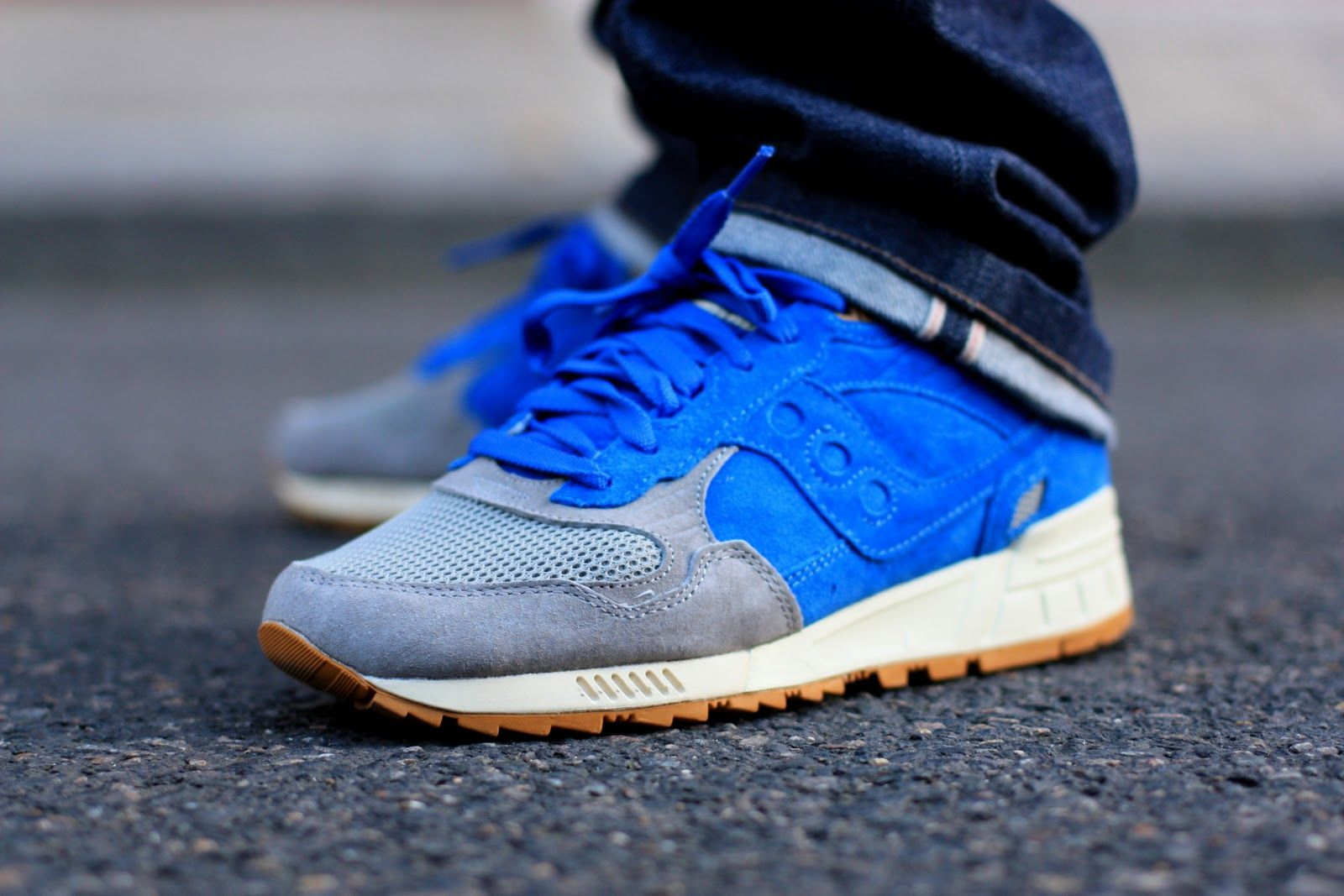 Step Into My Running Shoes: Saucony Shadow 5000 x Bodega