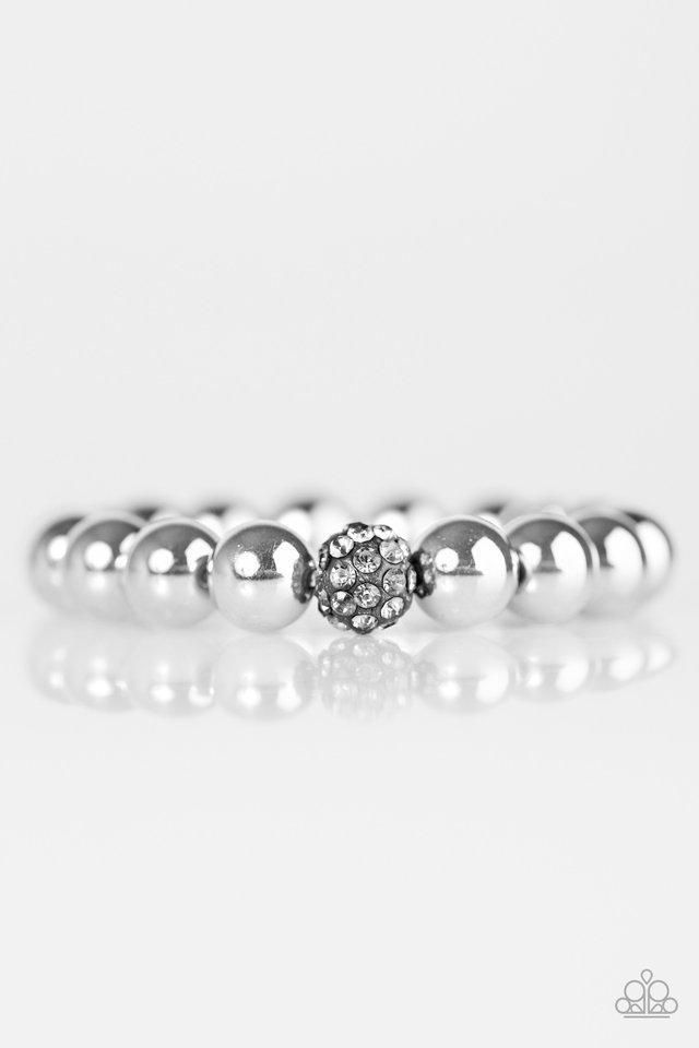 I Glow What I Like Silver Stretch Bracelet Products Pinterest