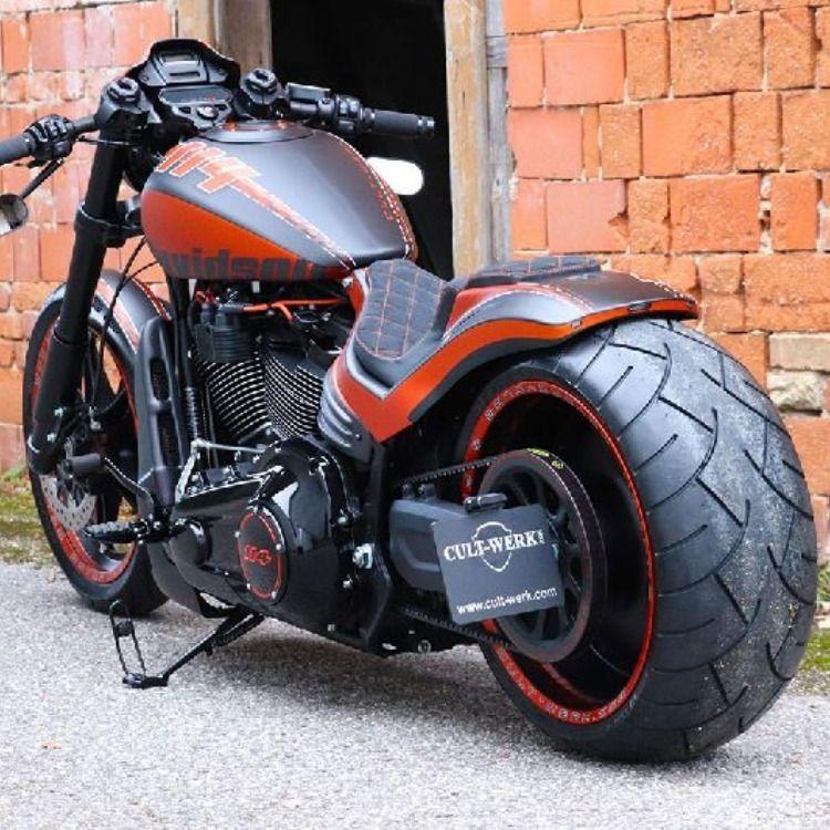 Pin On Harleydavidson Custom