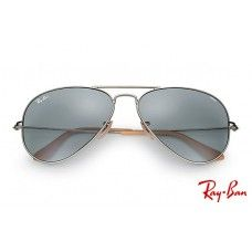 3c6852ab19 Ray Ban RB3025 Aviator Gradient with Silver frame and Blue Photocromic  lenses