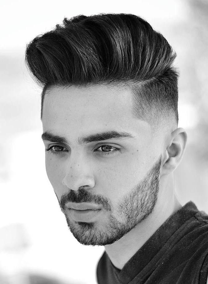 Mens Hairstyle For Round Face Mens Hairstyle With Beard Mens Hairstyle Long Mens Hairstyle For Mens Haircuts Fade Undercut Hairstyles Mens Hairstyles Undercut