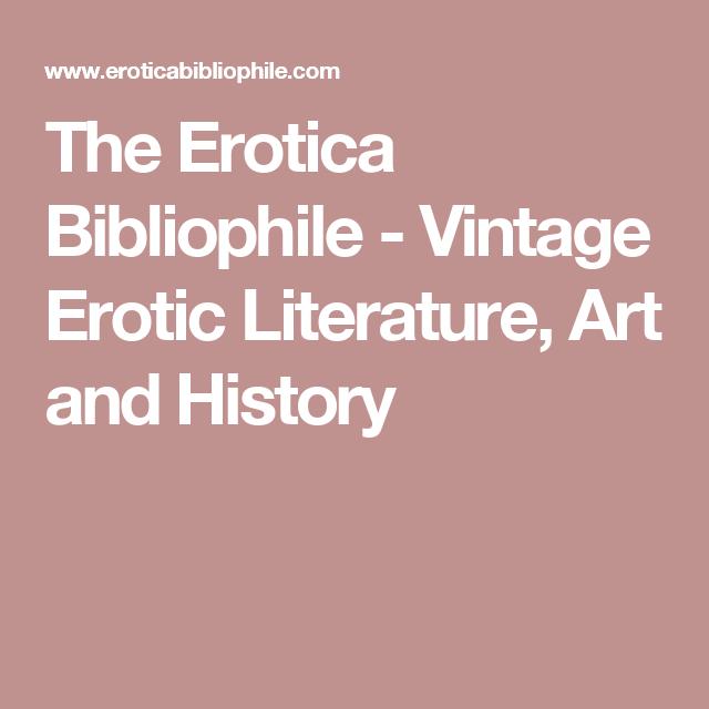 Know, erotic history literature mine