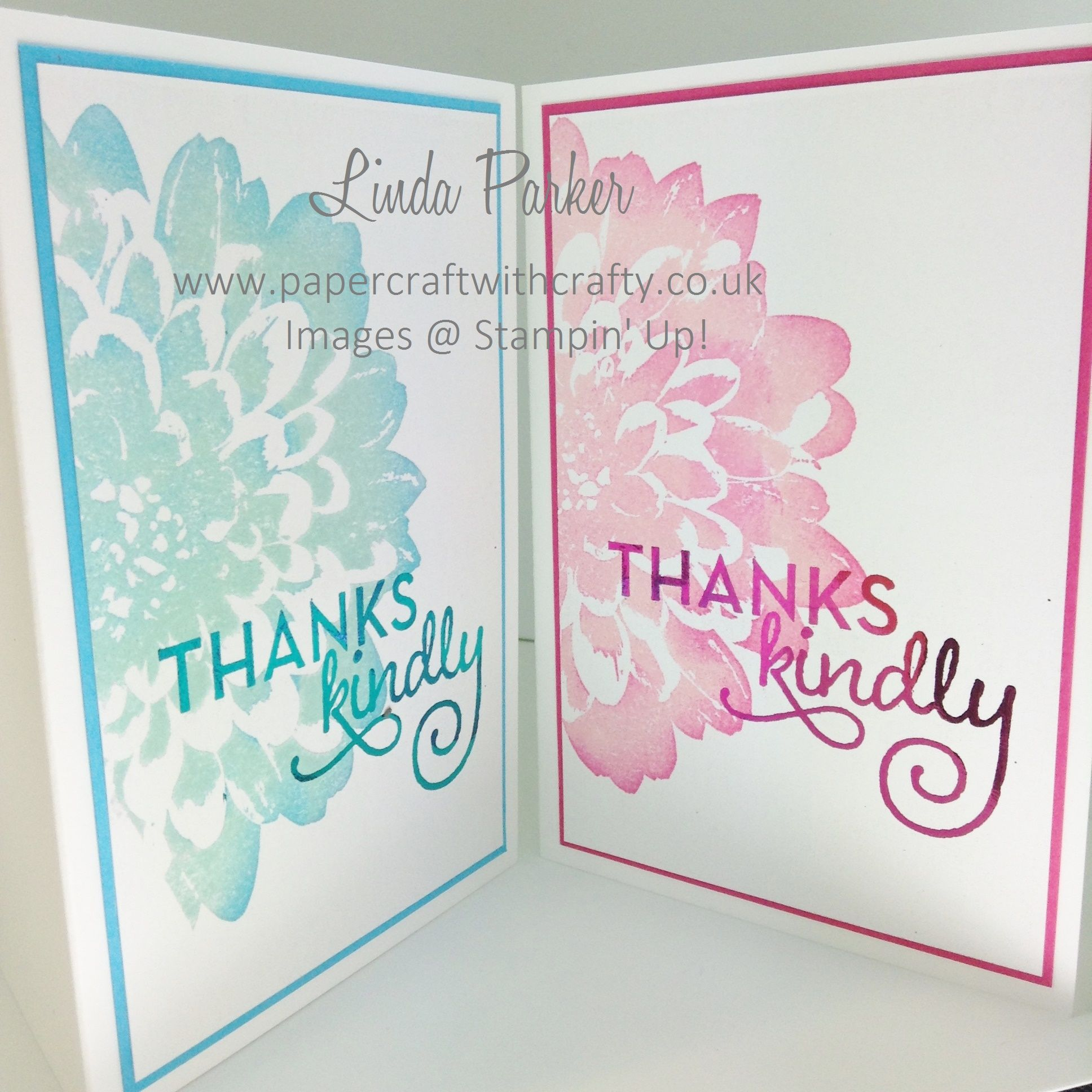 Definitely dahlia and one big meaning from stampin with foiled definitely dahlia and one big meaning from stampin with foiled sentiment foiled with the minc kristyandbryce Choice Image