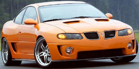 Red 2006 Pontiac Gto Front View 2005 By Charles Krome How