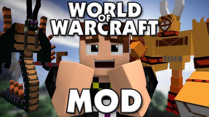 моды на майнкрафт op wow mod #2