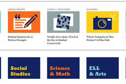 The Learning Network The New York Times Rich Resource With