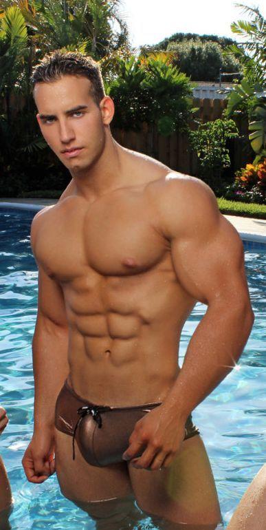 muscle tumblr Speedo