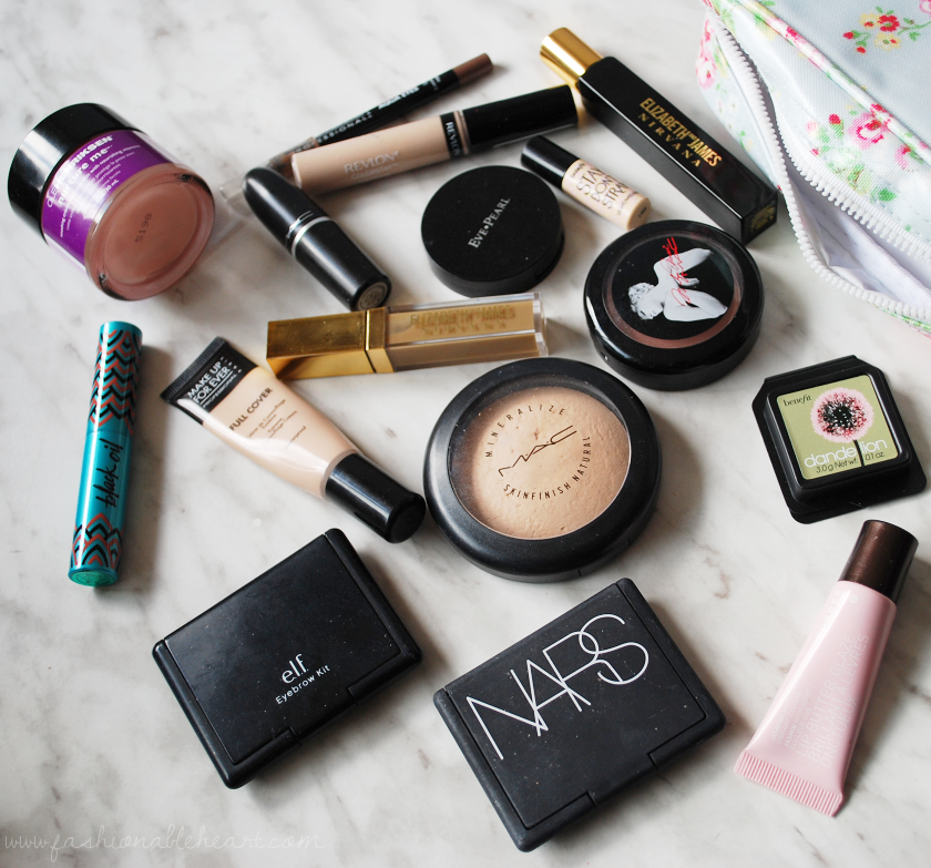 What's In My Travel Makeup Bag Whats in my makeup bag