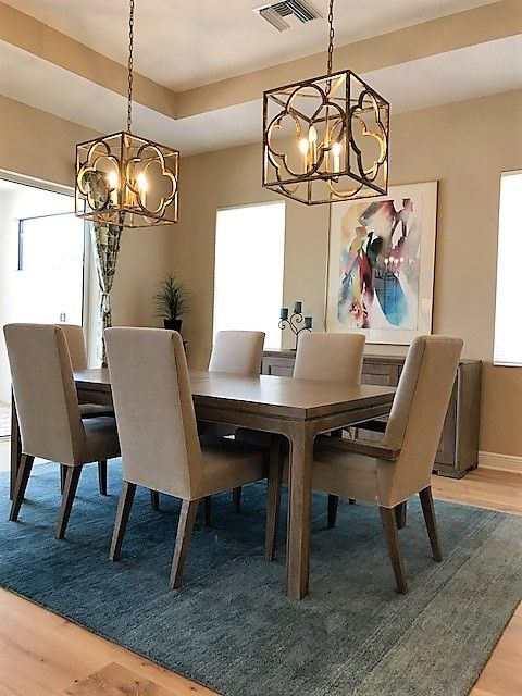 dining room interior design by sarah kendall from baer s furniture