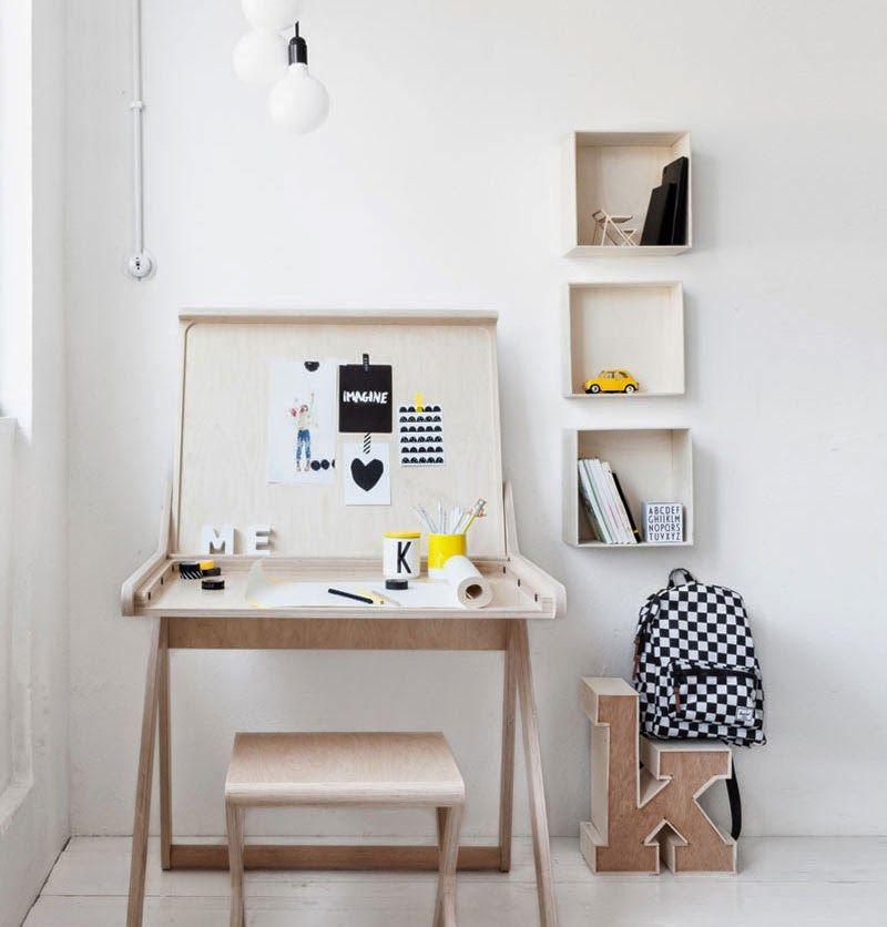 escritorios infantiles de diseño fiesta Pinterest Tables and Desks